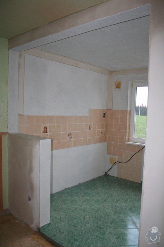 Rekonstrukce kuchyně: IMG_7119