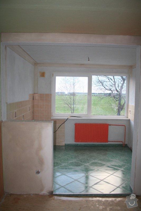 Rekonstrukce kuchyně: IMG_7121