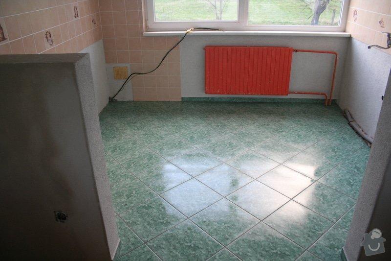 Rekonstrukce kuchyně: IMG_7125