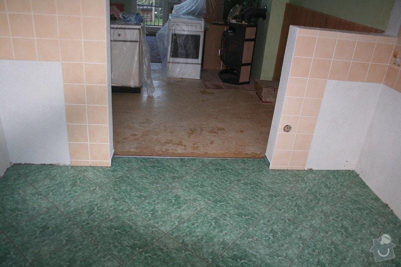 Rekonstrukce kuchyně: IMG_7133