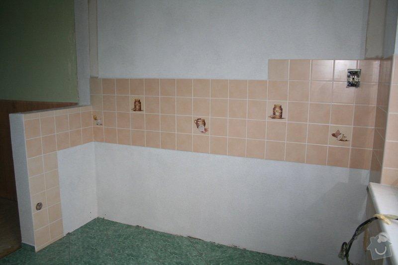 Rekonstrukce kuchyně: IMG_7134