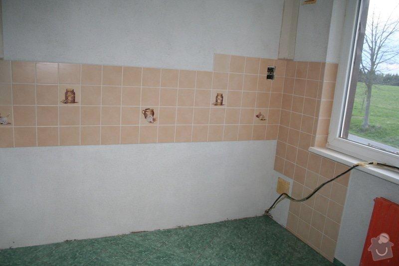Rekonstrukce kuchyně: IMG_7135