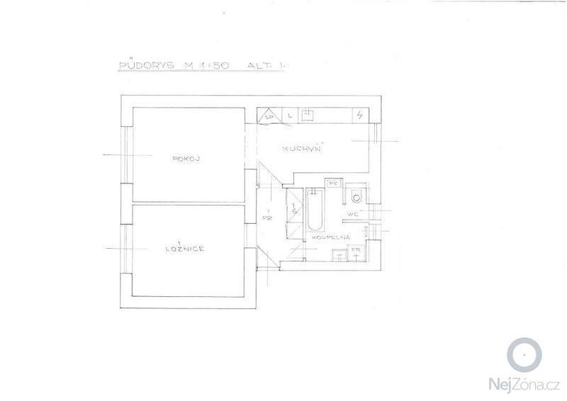 Kompletní rekonstrukce bytu: Prestavba2