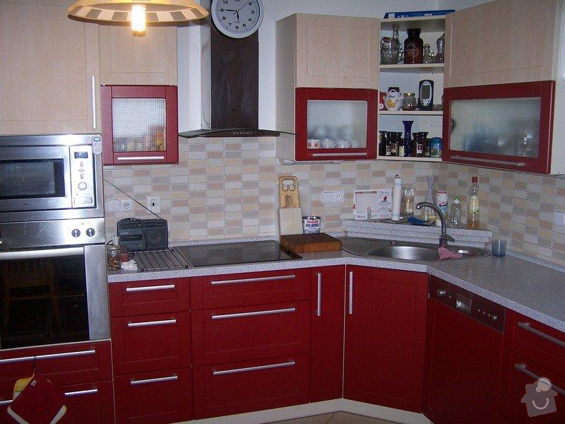 Vybavení rodinného domu - truhlářská práce: 100_9186