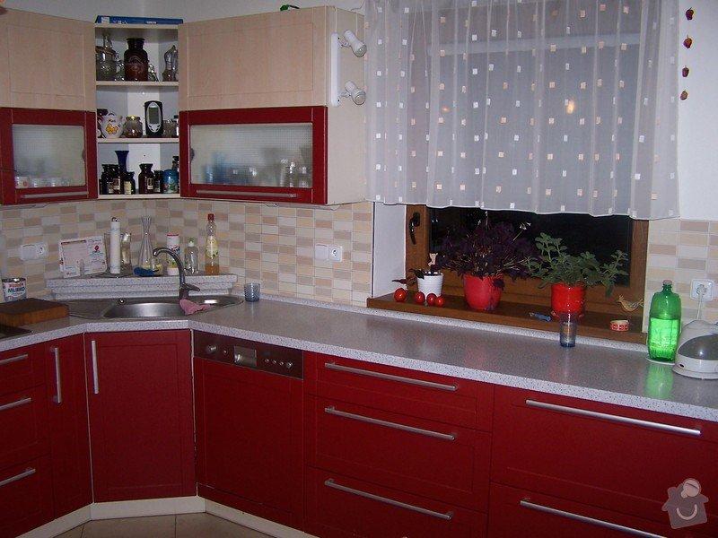 Vybavení rodinného domu - truhlářská práce: 100_9188