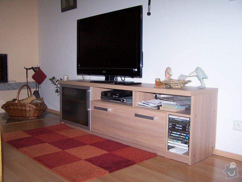 Vybavení rodinného domu - truhlářská práce: 100_9189
