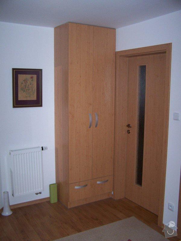Vybavení rodinného domu - truhlářská práce: 100_9192