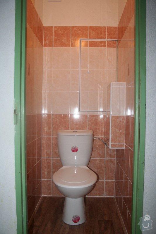 Obkládání záchodu, koupelny a kuchyně: IMG_7725