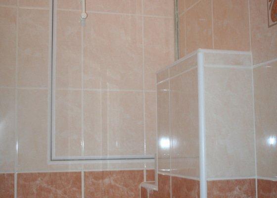 Obkládání záchodu, koupelny a kuchyně