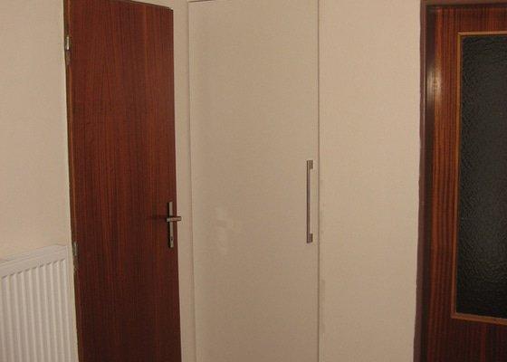 Výroba vestavěných skříní
