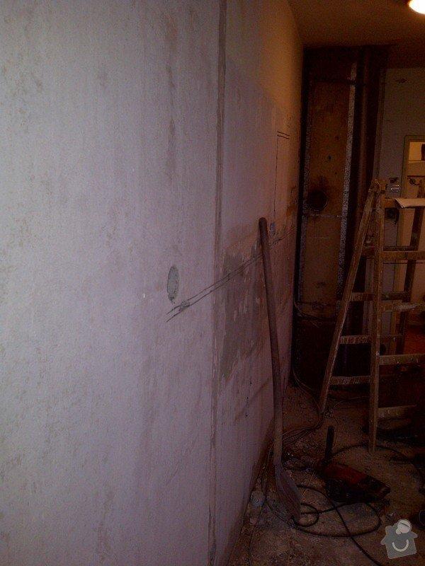 Rekonstrukce kuchyně a obývacího pokoje, výroba kuchyňské linky: IMG-20121120-00500