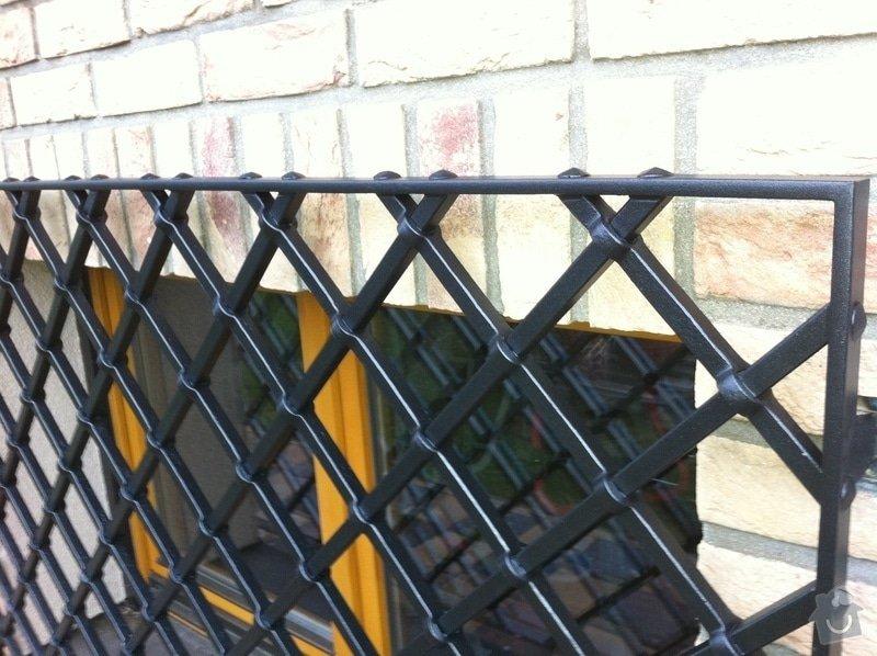 Probíjené mříže na rodinný dům: IMG_1910