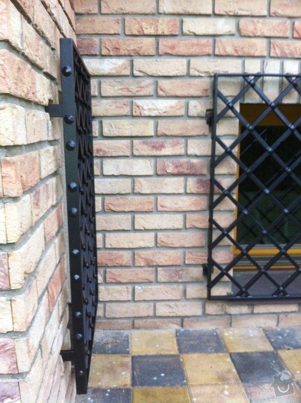 Probíjené mříže na rodinný dům: IMG_1912