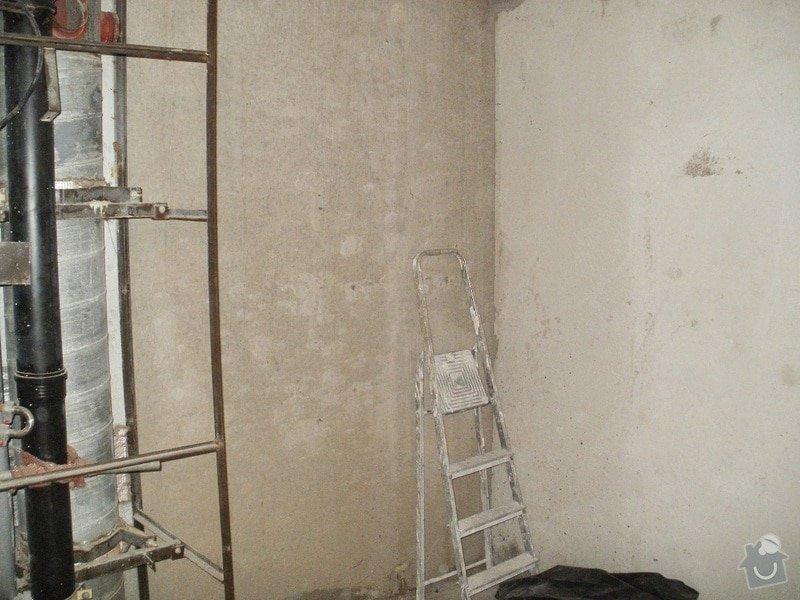 Rekonstrukce bytového jádra a stavební úpravy pro kuchyňskou linku: 02