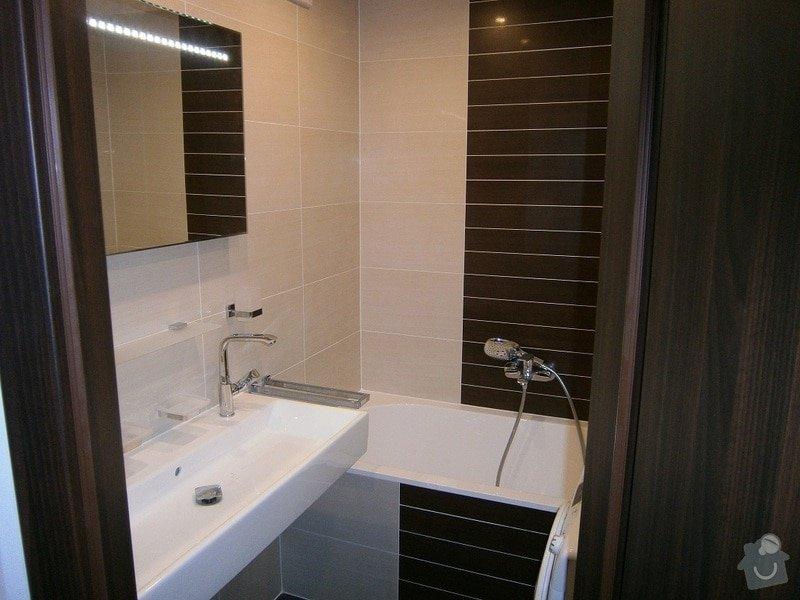 Rekonstrukce bytového jádra a stavební úpravy pro kuchyňskou linku: 03