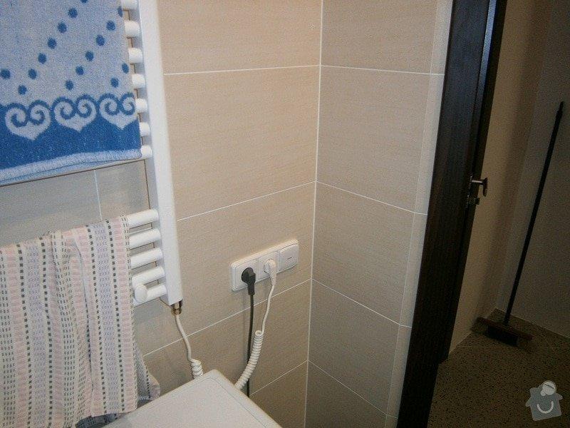 Rekonstrukce bytového jádra a stavební úpravy pro kuchyňskou linku: 06