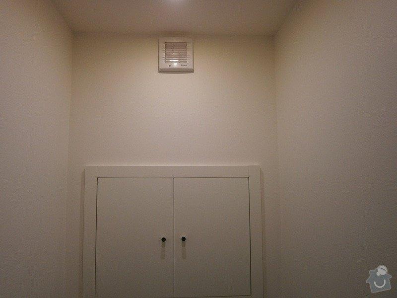Rekonstrukce bytového jádra a stavební úpravy pro kuchyňskou linku: 010