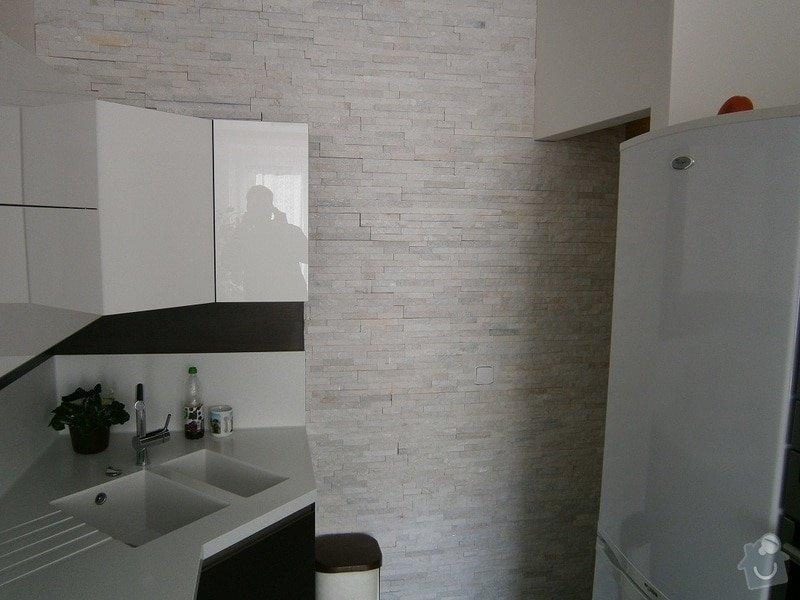 Rekonstrukce bytového jádra a stavební úpravy pro kuchyňskou linku: 013