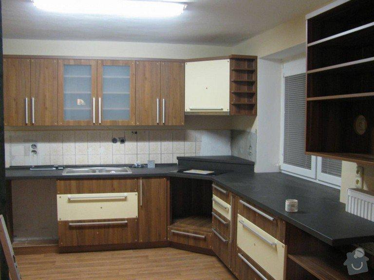 Kuchyňská linka na míru: New_IMG_0941