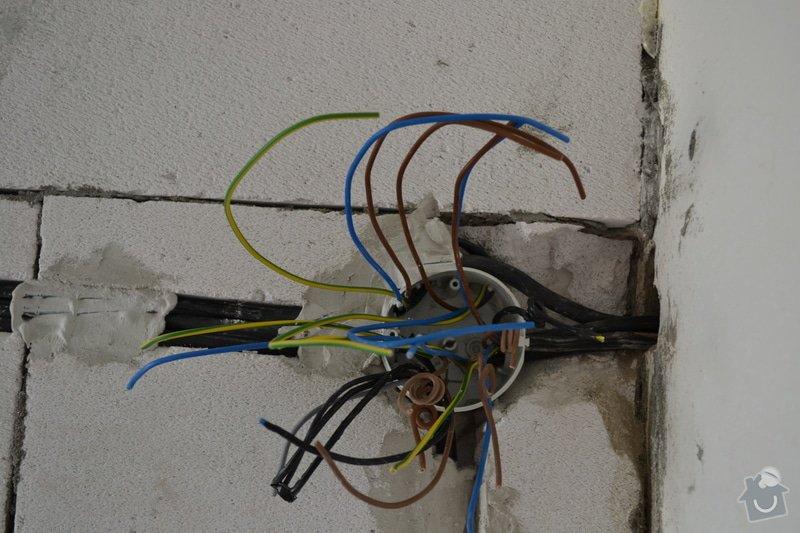 Kompletní elektroinstalace při rekonstrukci bytu a garáže: DSC_0229