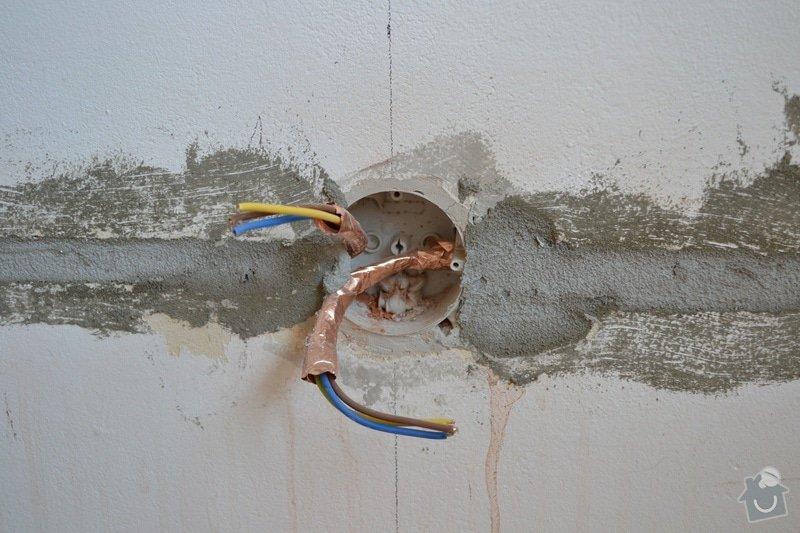 Kompletní elektroinstalace při rekonstrukci bytu a garáže: DSC_0222s