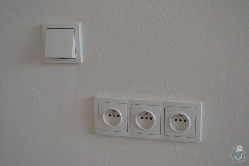 Kompletní elektroinstalace při rekonstrukci bytu a garáže: DSC_0108