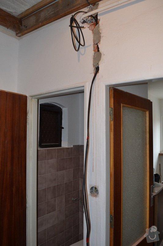 Elektroinstalace při rekonstrukci bytového jádra: DSC_0098