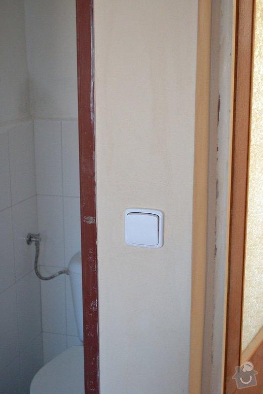Elektroinstalace při rekonstrukci bytového jádra: DSC_0267