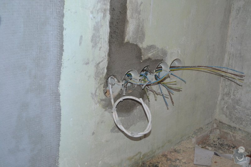 Kompletní elektroinstalace při rekonstrukci bytu: DSC_0293