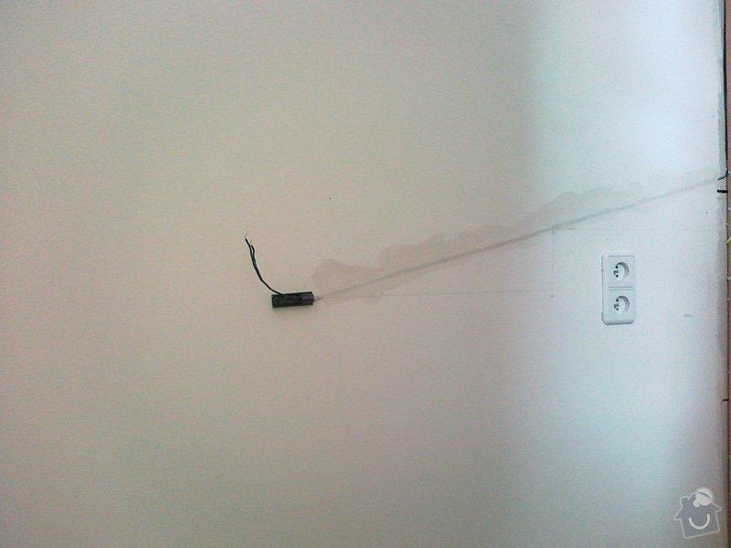 Vedení audiokabelů za zdí: 08122012841