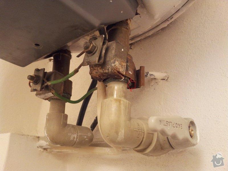 Oprava bojler: 20121210_065011