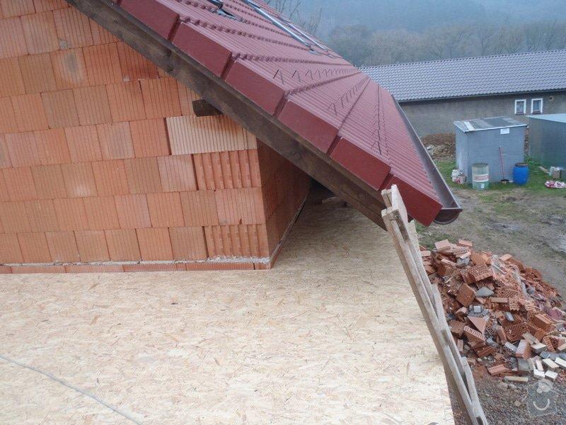 Střecha garážového stání: PB215896