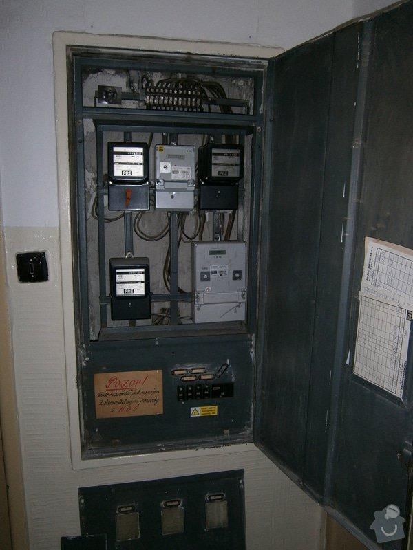Elektroinstalace (připojení trouby): P8110004