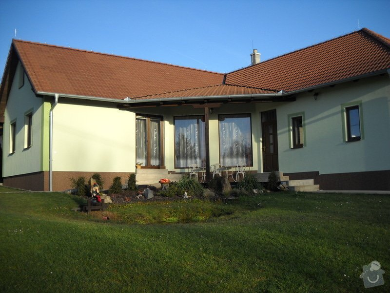Fasáda rodinného domu: DSCN0714