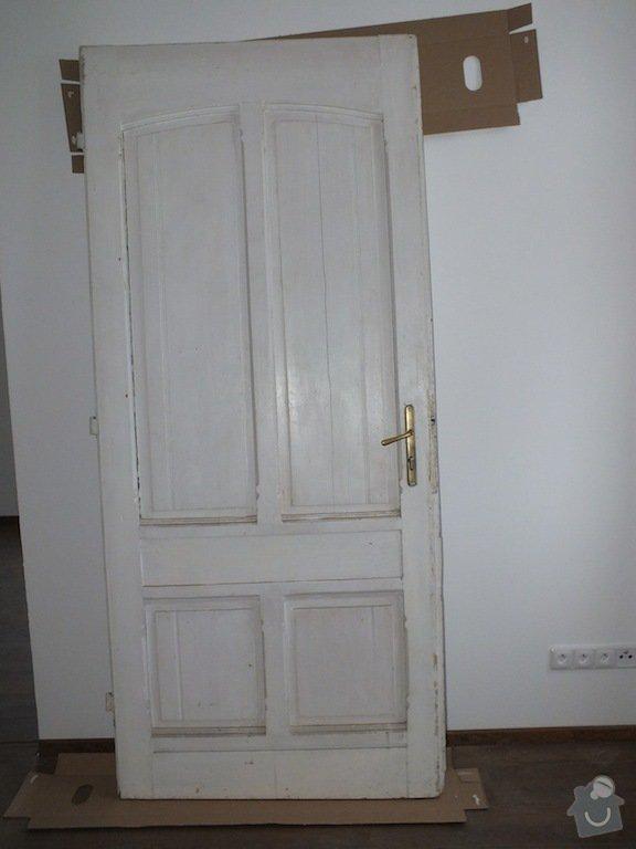 Renovace dveří: DSCF1473