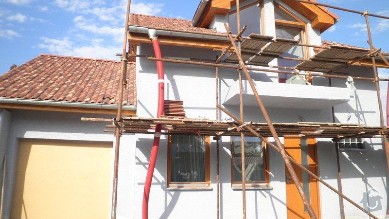 Balkónové zábradlí: 060