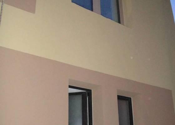 Zateplení fasády RD polystyrenem, 130 m2