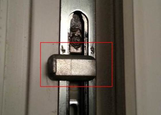 Oprava/seřízení kování na plastových oknech