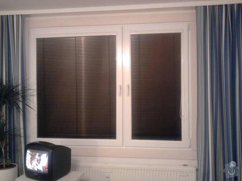 Vestavěné skříně + obložení oken: Fotografie1284