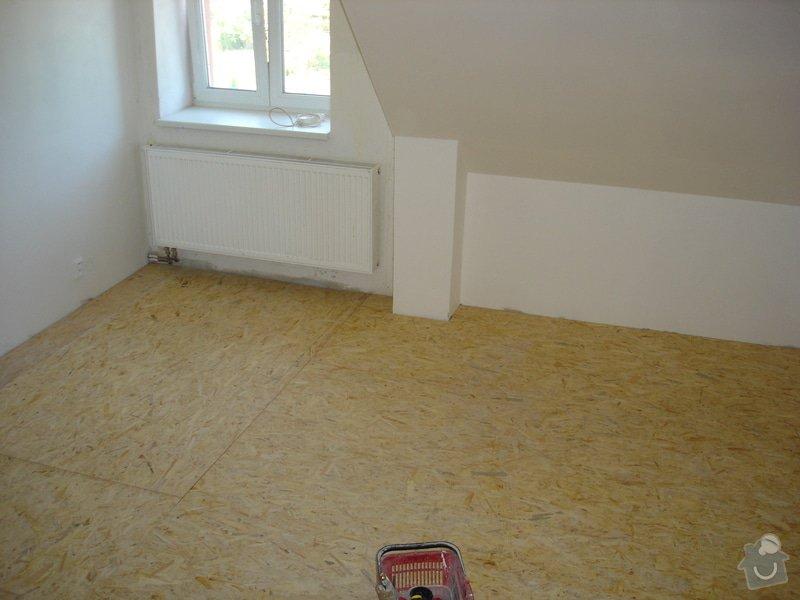 Sádrokartony , omítky , obklady , dlažby , plovoucí podlahy: DSC00335