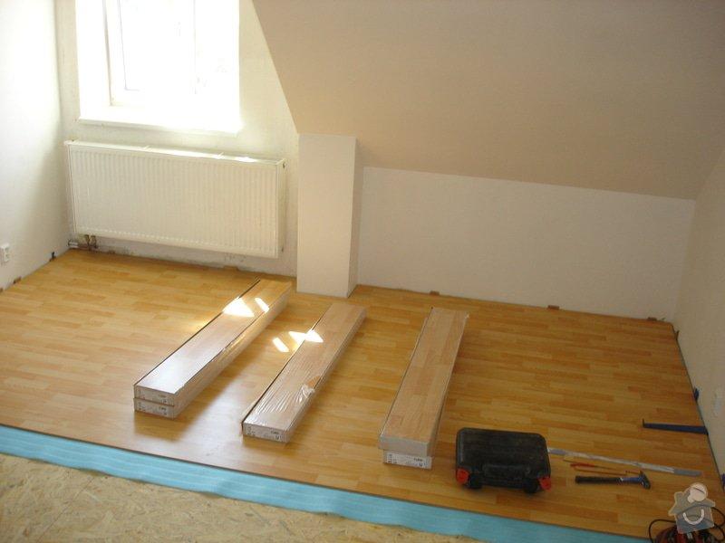 Sádrokartony , omítky , obklady , dlažby , plovoucí podlahy: DSC00337