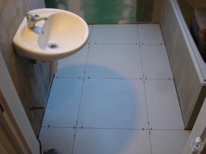 Sádrokartony , omítky , obklady , dlažby , plovoucí podlahy: DSC00594