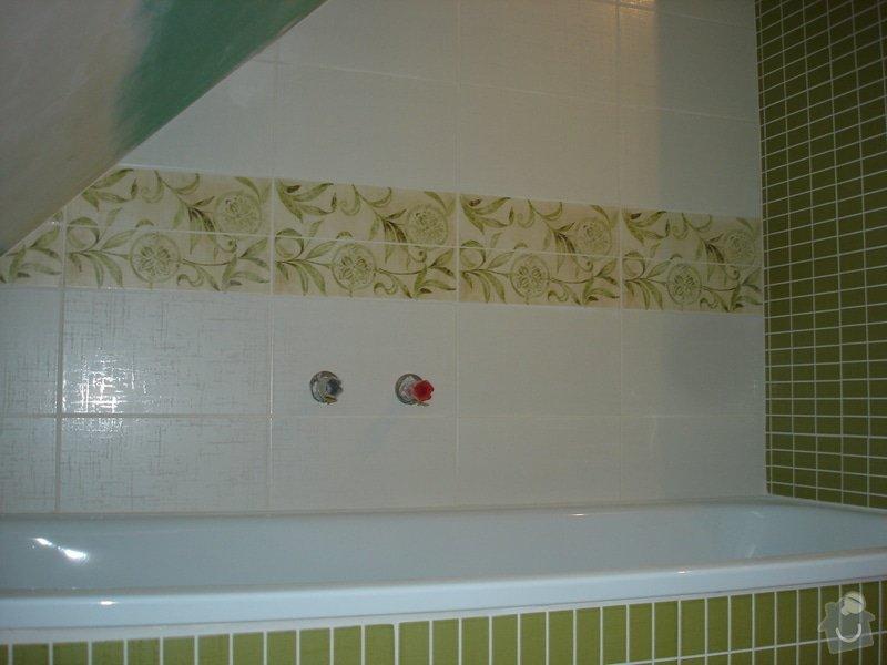 Sádrokartony , omítky , obklady , dlažby , plovoucí podlahy: DSC00658
