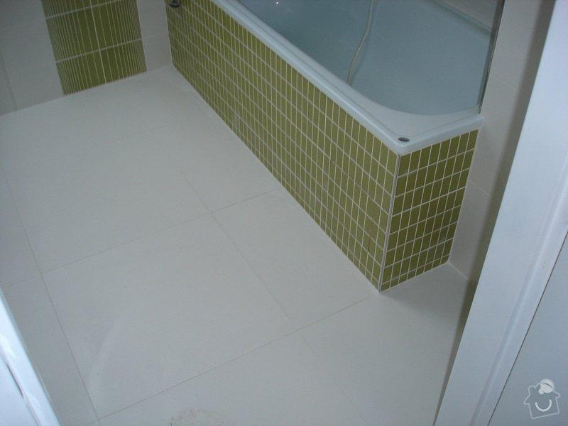 Sádrokartony , omítky , obklady , dlažby , plovoucí podlahy: DSC00661