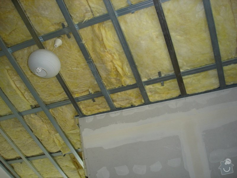 Sádrokartony , omítky , obklady , dlažby , plovoucí podlahy: DSC00161