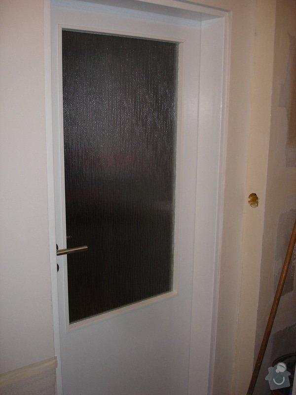 Sádrokartony , omítky , obklady , dlažby , plovoucí podlahy: DSC00665