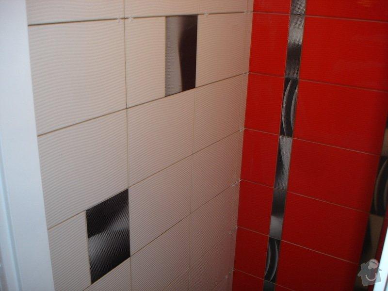 Sádrokartony , omítky , obklady , dlažby , plovoucí podlahy: DSC00599