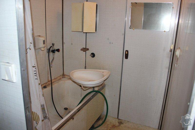 Obkladani umakartoveho jadra, pokladka plovouci podlahy, vymalovat okna ,tapetovani: IMG_1501