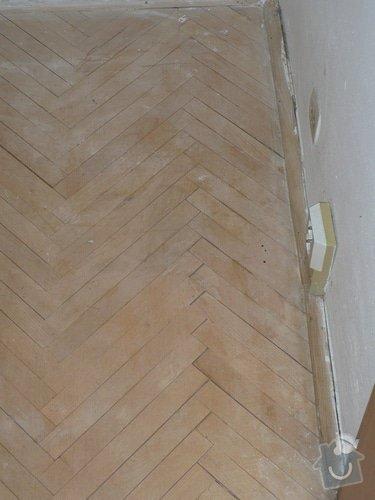 Rekonstrukce podlah: P1100081