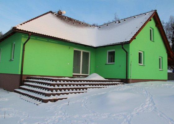 Montovaná dřevostavba  Sázava u Žďáru nad Sázavou